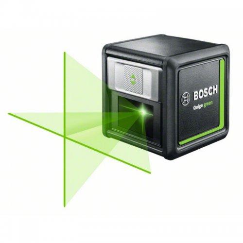 Křížový laser smonivelační Bosch Quigo Green 0603663C00