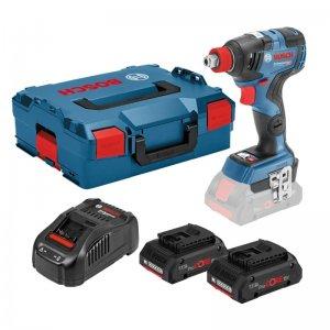 Aku rázový utahovák 18V 2x4,0 ProCore Bosch GDX 18V-200 C 06019G4206