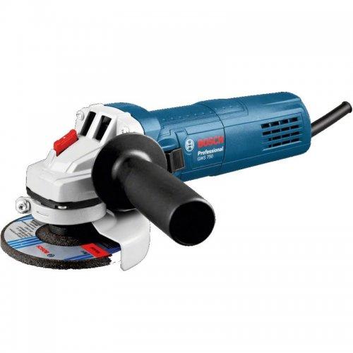 Úhlová bruska Bosch GWS 750-125 Professional 0.601.394.001