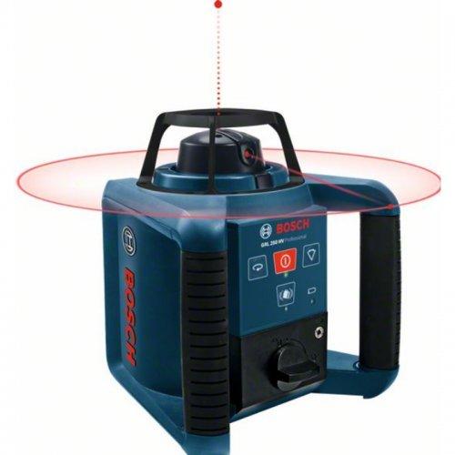 Stavebni rotační laser Bosch GRL 250 HV Professional 0 601 061 600