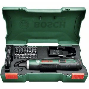Aku šroubovák PushDrive Bosch Professional 06039C6020