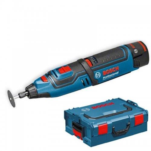 Aku rotační nářadí 2x2,0Ah Bosch GRO 10,8 V-LI Professional 0.601.9C5.001