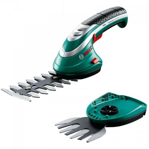Bosch ISIO 3 SET aku nůžky na trávu a keře 0600833102