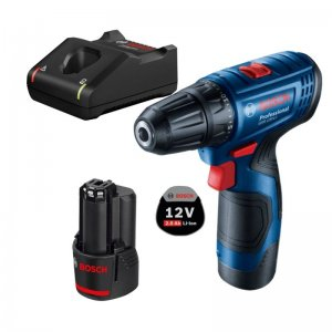 Aku vrtací šroubovák 2x2,0Ah Bosch GSR 120-LI 06019G8000