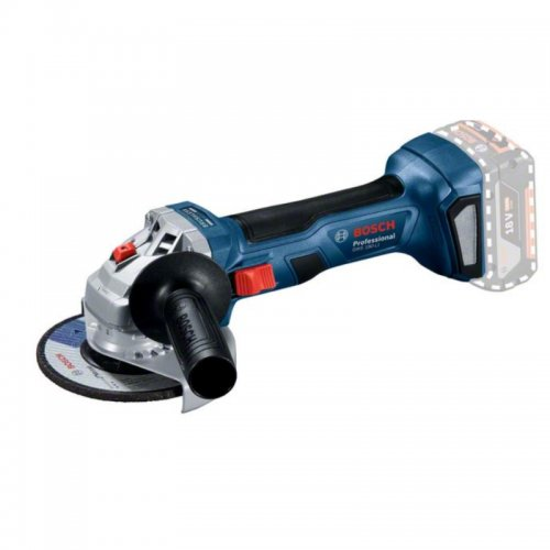 Aku úhlová bruska bez aku Professional Bosch GWS 180-LI 0 601 9H9 022