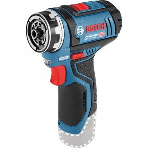 Aku vrtací šroubovák bez aku Bosch GSR 12V-15 FC Professional 06019F6002