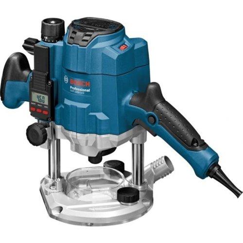 Horní frézka + L-Boxx Bosch GOF 1250 LCE Professional