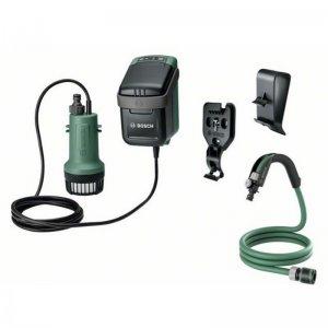 Akumulátorová čerpadla na dešťovou vodu BOSCH GardenPump 18 aku 0 600 8C4 201