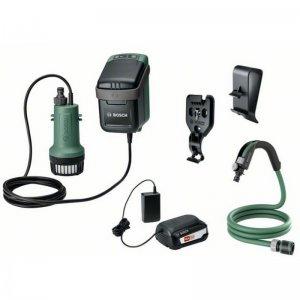 Akumulátorová čerpadla na dešťovou vodu BOSCH GardenPump 18 0 600 8C4 200