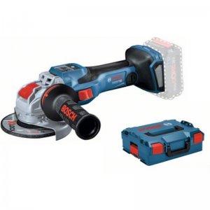 Aku úhlová bruska 125mm 18V + L-BOXX Bosch GWX 18V-15 SC 0 601 9H6 500