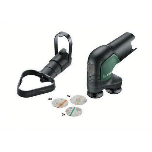 Aku kotoučová bruska a leštička Bosch EasyCurvSander 12 06039C9001