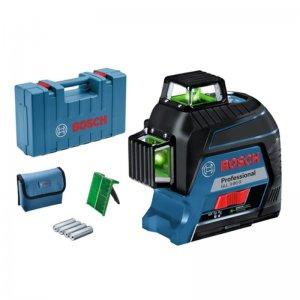 Křížový laser Professional Bosch GLL 3-80 G 0601063Y00