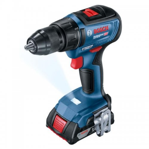 Aku vrtací šroubovák 18V bez aku Bosch GSR 18V-50 Professional 0.601.9H5.002