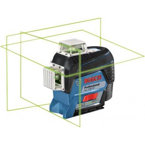 Křížový laser Professional Bosch GLL 3-80 CG 0601063T03