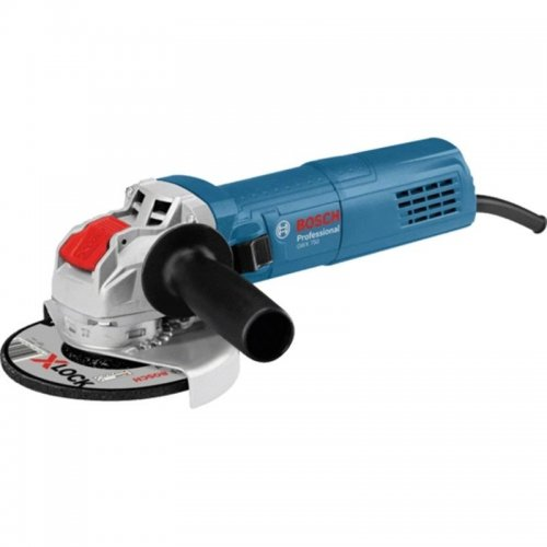 Úhlová bruska X-LOCK Bosch GWX 750-125 Professional 06017C9100