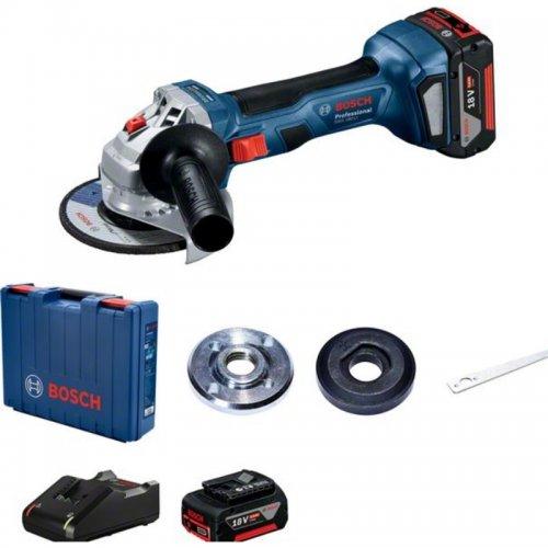 Aku úhlová bruska 2x 4,0Ah Professional Bosch GWS 180-LI 06019H9021