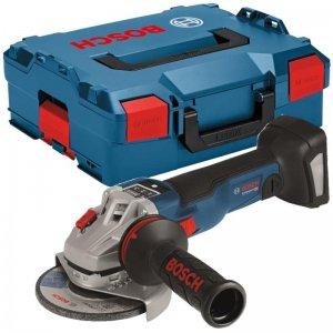 Aku úhlová bruska 150mm 18V bez aku Bosch GWS 18V-10 SC Professional