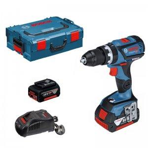 Aku vrtací šroubovák 18V 2x4,0Ah ProCore Bosch GSR 18V-60 C Professional 0 601 9G1 108