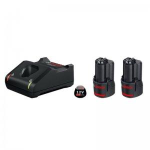 Aku sada Bosch 12V 2x2.0Ah + GAL 1230 CV Professional 1.600.A01.9R8