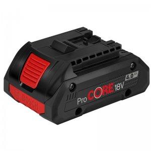 Akumulátor 18V Bosch ProCORE18V 4,0Ah Li-Ion 1.600.A01.6GB