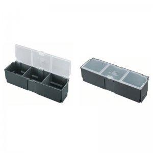 Velký box na příslušenství pro Systembox Bosch 1600A016CW