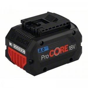 Akumulátor Bosch GBA ProCORE 18V 8,0Ah 1.600.A01.6GK