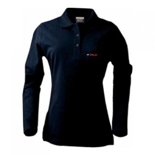 Dámské polo triko s dlouhým rukávem velikost L Bosch 1619M0099S
