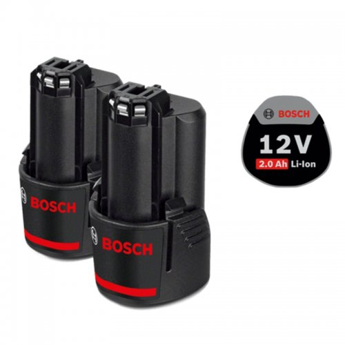 Akumulátor 12V 2x2,0Ah Bosch GBA Professional 1.600.Z00.040