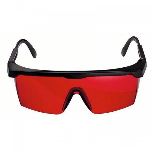 Laserové brýle Bosch červené 1608M0005B