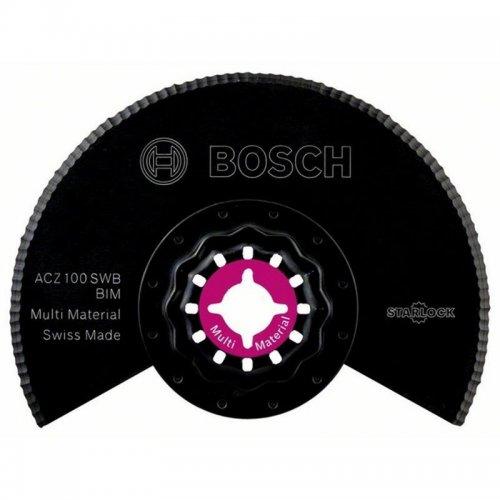BIM Segmentový pilový kotouč se zvlněným výbrusem ACZ 100 SWB Bosch 2608661693