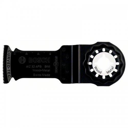 Ponorný pilový list BIM AIZ 32 APB Wood and Metal 50 x 32 mm Bosch 2608661644