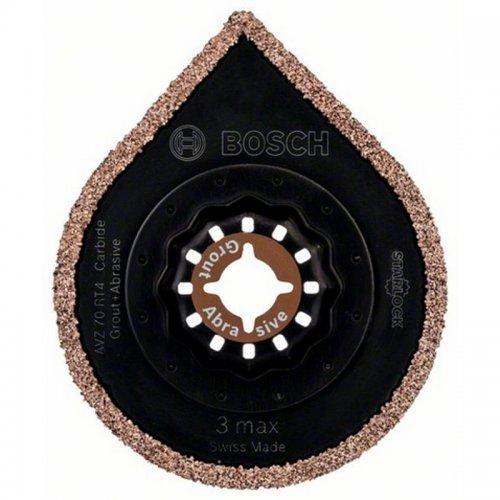 Karbidový odstraňovač malty s tvrdokovovými zrny RIFF AVZ 70 RT4 Bosch 2608661757