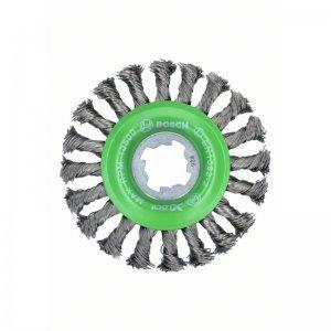 Kotoučový kartáč Heavy for Inox 125mm Bosch X-LOCK 2608620733
