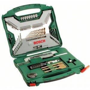 100 dílná sada X-Line titan Bosch 2607019330