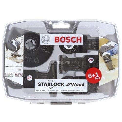 Sada STARLOCK pro práci se dřevem Bosch Professional 2608664623