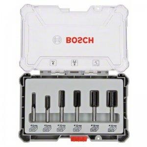 Sada drážkovacích fréz s 8mm vřetenem Bosch 2607017466