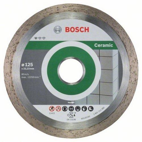 Diamantový dělicí kotouč 10ks Standard for Ceramic 230 x 22,23 x 1,6 x 7 mm Bosch 2608603234