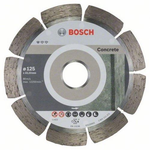 Diamantový dělicí kotouč 10ks Standard for Concrete 115 x 22,23 x 1,6 x 10 mm Bosch 2608603239