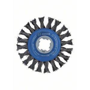 Kotoučový kartáč Heavy for Metal 125mm Bosch X-LOCK 2608620731