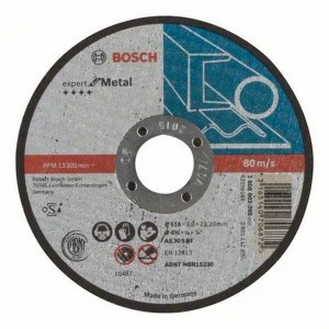 Dělicí kotouč rovný Expert for Metal AS 46 T BF, 150 mm, 1,6 mm Bosch 2608603398