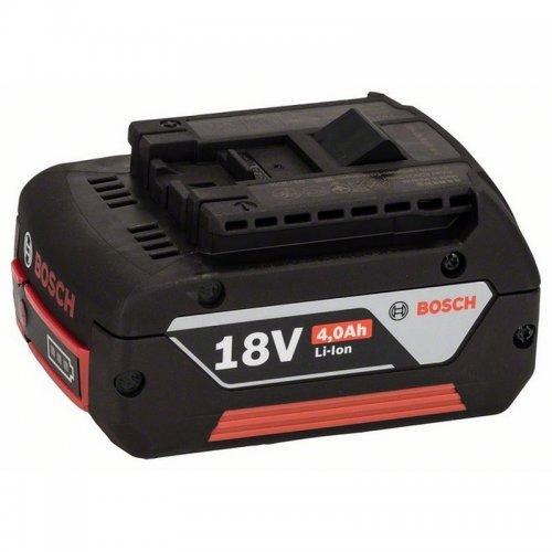 Zásuvný akumulátor GBA 18V 4,0Ah Li Ion Bosch Professional 2607336816