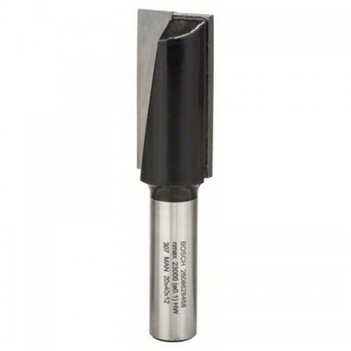 Drážkovací fréza Bosch 12 mm, D1 20 mm, L 40 mm, G 81 mm 2608628468