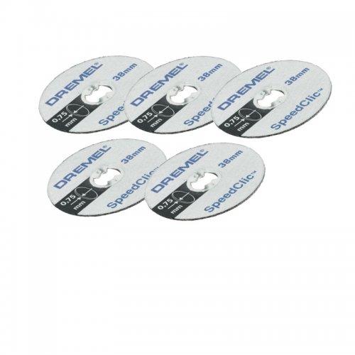 SpeedClic - řezný kotouček extra tenký Dremel SC409