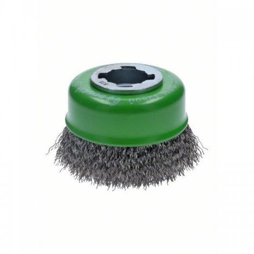 Hrncový kartáč Clean for Inox 125mm Bosch X-LOCK 2608620728