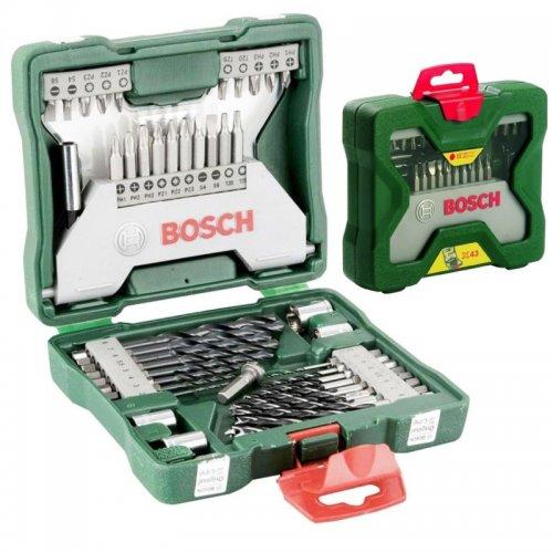 43 dílná sada X-Line Bosch 2607019613