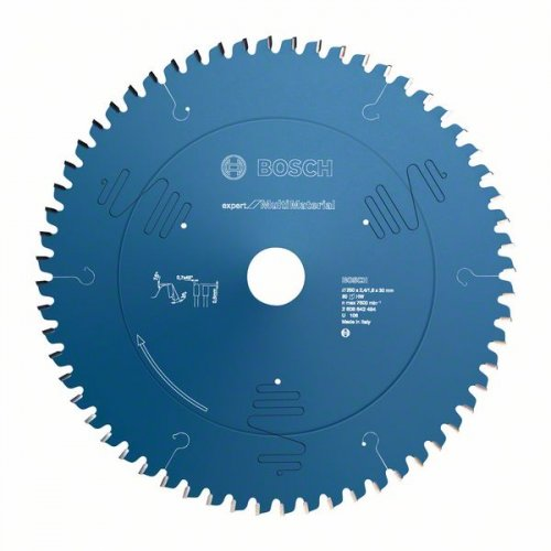 Pilový kotouč Expert for Multi Material 216 x 30 x 2,4 mm, 64 Bosch