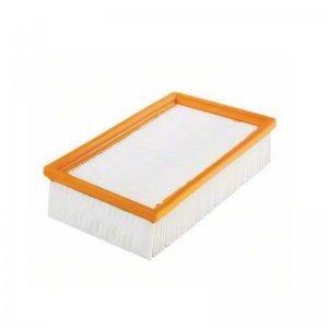 Polyesterový skládaný filtr pro vysavače Bosch