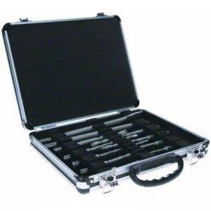 Sada sekáčů a příklepových vrtáků 11-ti dílná SDS-Plus Bosch Professional 2608579916