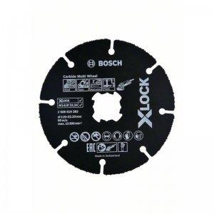 Karbidový kotouč Carbide Multi Wheel 115mm Bosch X-LOCK 2608619283