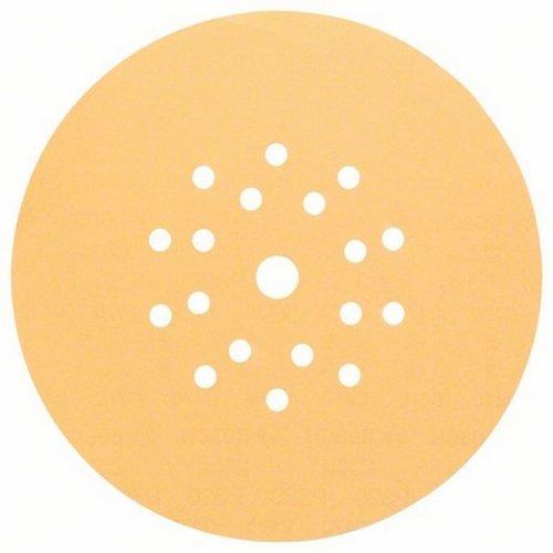 Brusný papír C470 pro brusky na stěny a stropy 25ks 225 mm 19 otvorů, 80 Bosch 2608621034